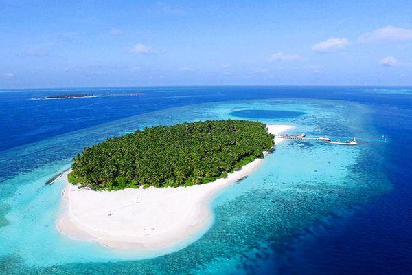 основні атоли малдівских островів Даалу