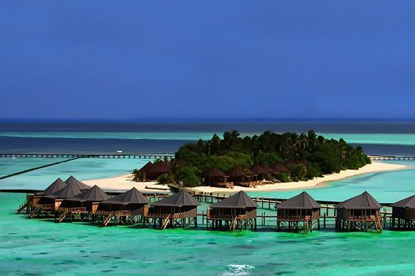основні атоли малдівских островів Лавіані