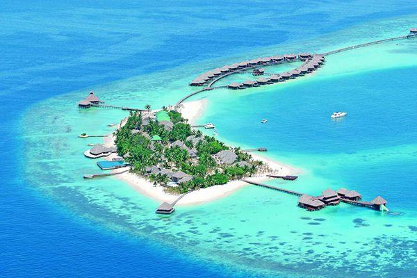основні атоли малдівских островів Північний Мале