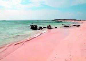 Elafonissi Beach, Греція