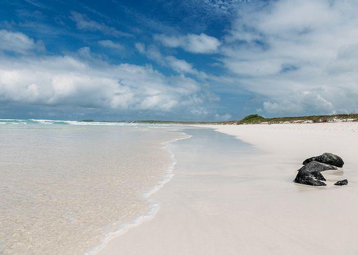 Galapagos Beach at Tortuga Bay, Галапагоські острови