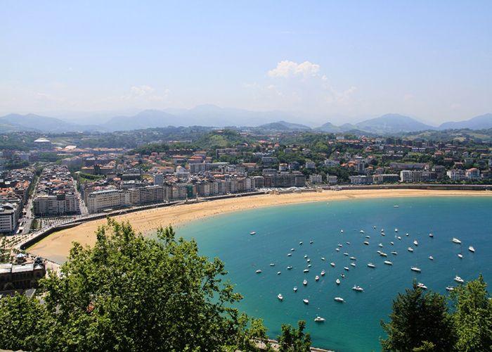 La Concha Beach, Іспанія