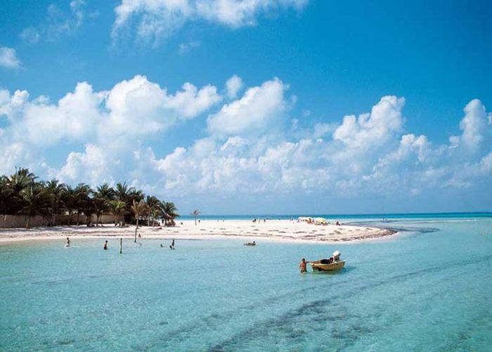 Playa Norte, Мексика