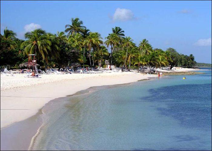 Playa Paraiso, Куба