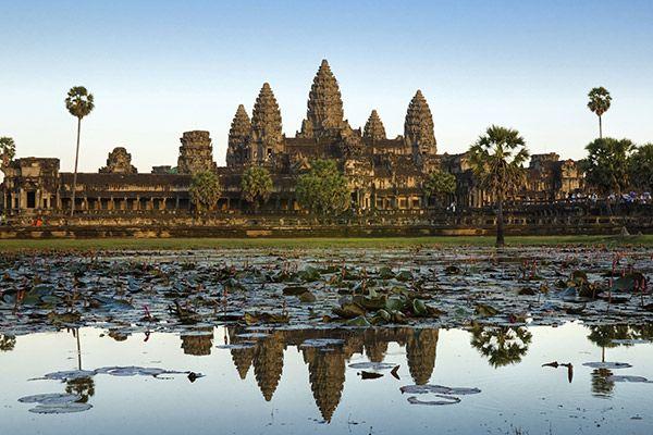 Ангкор-Ват, Сієм Ріп, Камбоджа