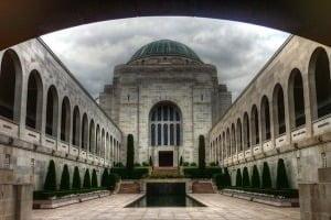 Австралійський Військовий Меморіал, Канберра, Австралія