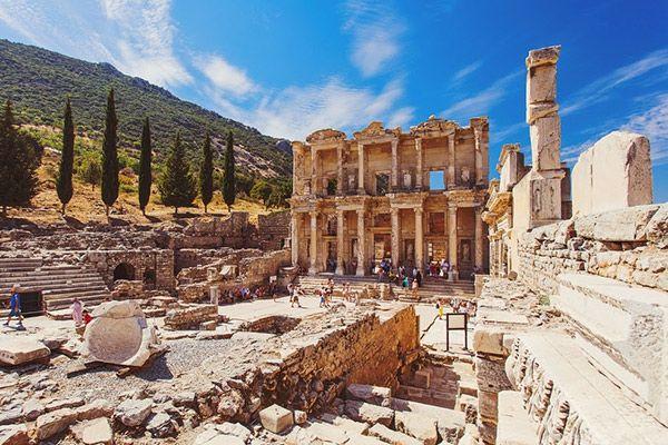 Ефес, Сельчук, Туреччина