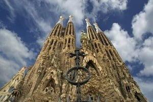 Храм Святого Сімейства, Барселона, Іспанія