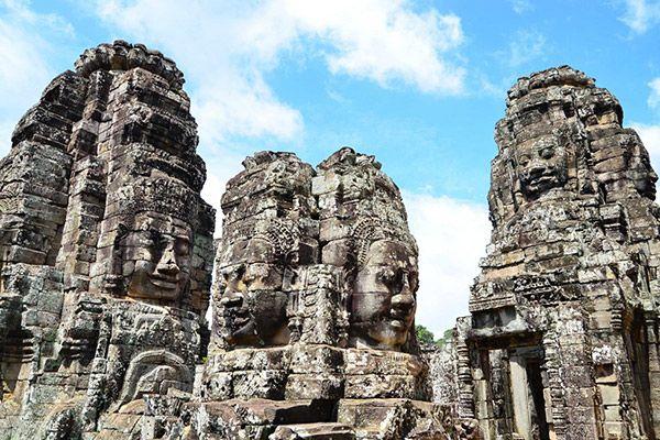 Храмовий Комплекс Байон, Сієм Ріп, Камбоджа