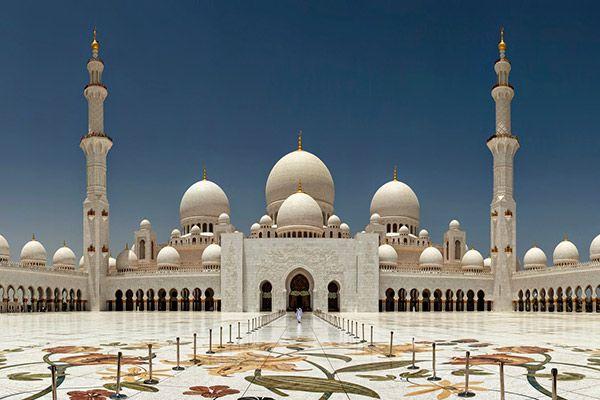 Мечеть Шейха Зайда, Абу-Дабі, ОАЕ