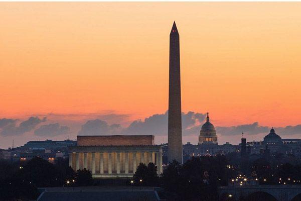 Меморіал Лінкольна, Вашингтон, Округ Колумбія