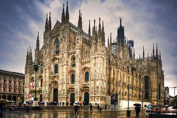 Міланський Собор, Дуомо, Мілан, Італія