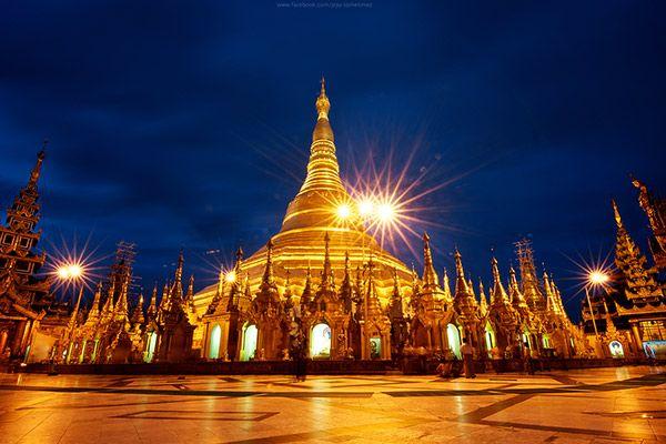 Пагода Шведагон, Янгон, М'янма
