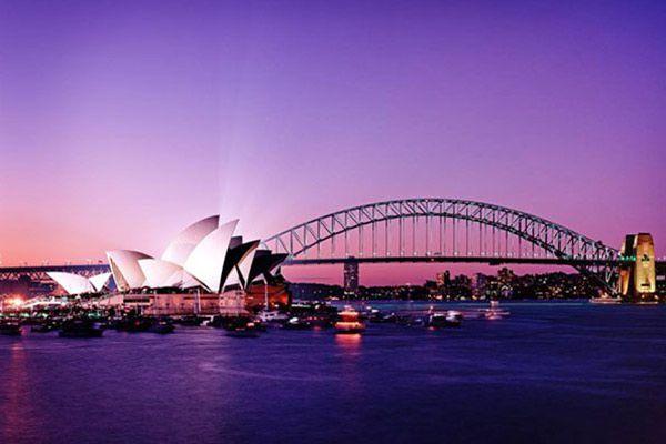 Сіднейський Оперний Театр, Сідней, Австралія