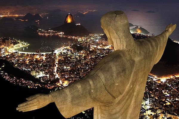Статуя Христа-Спасителя, Ріо-де-Жанейро