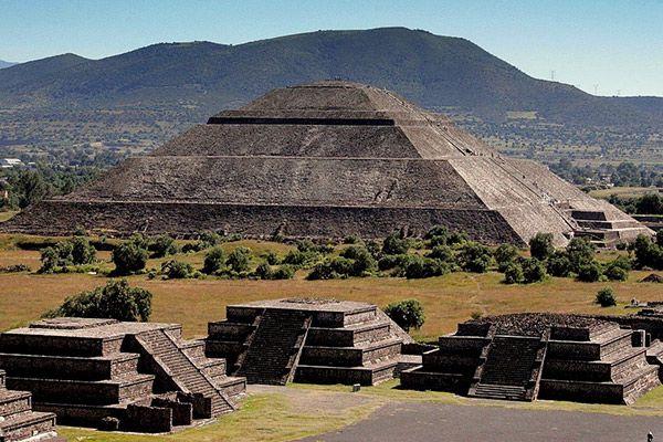 Теотіуакан, Сан-Хуан-Теотіуакан, Мексика