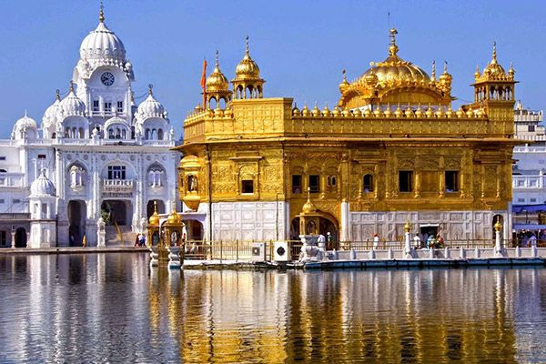 Золотий Храм - Хармандір-Сахіб, Амрітсар, Індія
