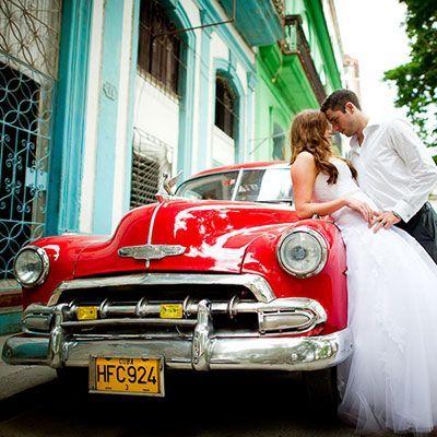 організація весілля в гавані