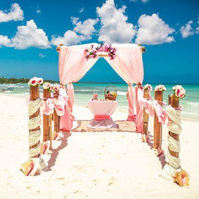 організація весілля в домінікані на острові саона
