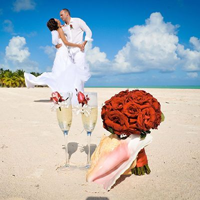 організація весілля в домініканській республіці