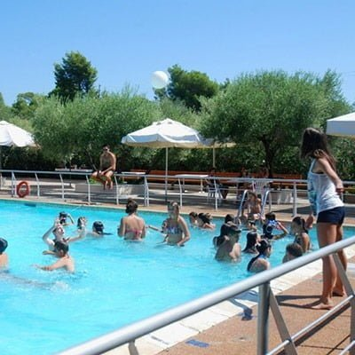 Табір Ellin Camp Skouras в Греції