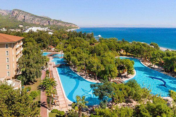 Akka Antedon Hotel, рейтинг готелів туреччини, кращі готелі туреччини