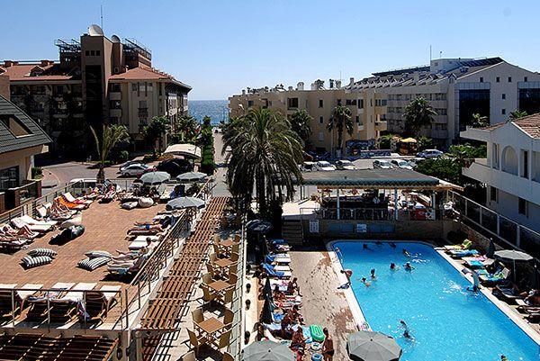 Ambassador Plaza Hotel, рейтинг готелів туреччини, кращі готелі туреччини