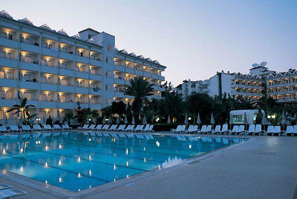 Club Hotel Pineta, рейтинг готелів туреччини, кращі готелі туреччини