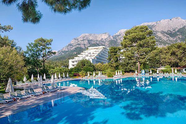 Ghazal Resort Thalasso, рейтинг готелів туреччини, кращі готелі туреччини