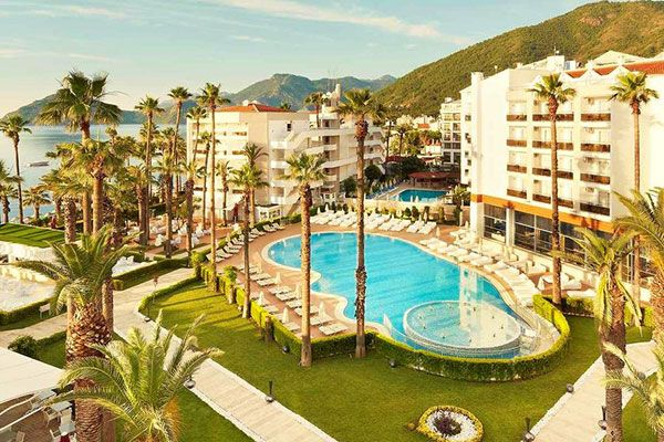 Ideal Prime Beach Hotel, рейтинг готелів туреччини, кращі готелі туреччини