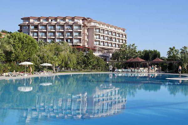 Justiniano Club Park Conti, рейтинг готелів туреччини, кращі готелі туреччини