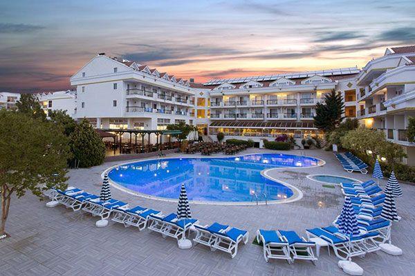 Kemer Dream, рейтинг готелів туреччини, кращі готелі туреччини