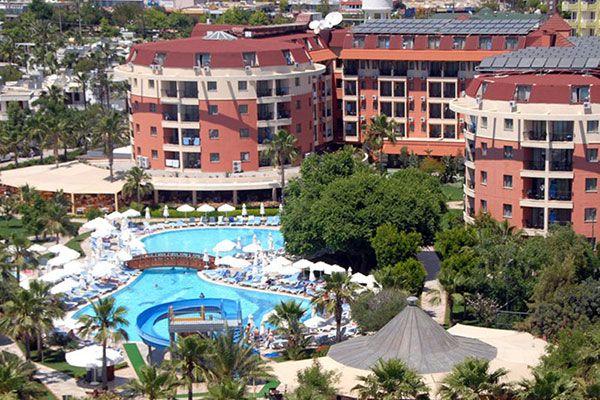 Palmeras Beach Hotel, рейтинг готелів туреччини, кращі готелі туреччини