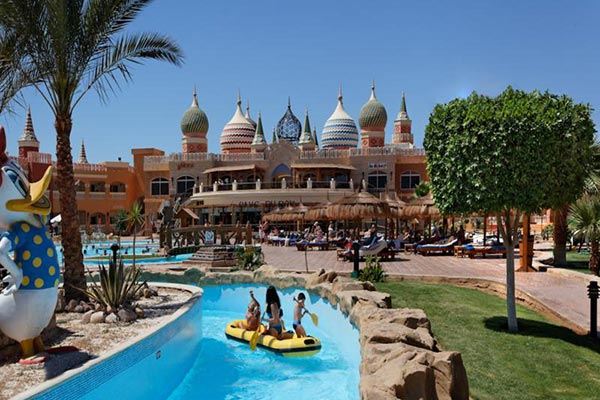 Albatros Aqua Blu Resort Sharm El Sheikh, ретинг готелів єгипту, кращі готелі єгипту