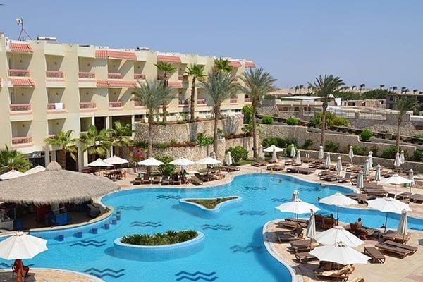 Hilton Sharks Bay, ретинг готелів єгипту, кращі готелі єгипту