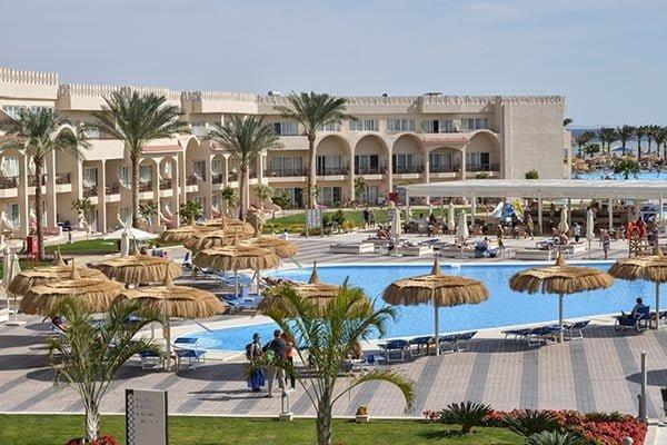 Royal Albatros Moderna, ретинг готелів єгипту, кращі готелі єгипту