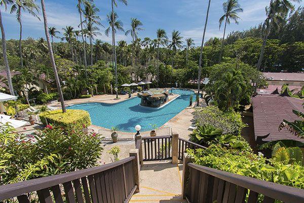 All Seasons Naiharn Phuket, рейтинг готелів таїланду, кращі готелі таїланду
