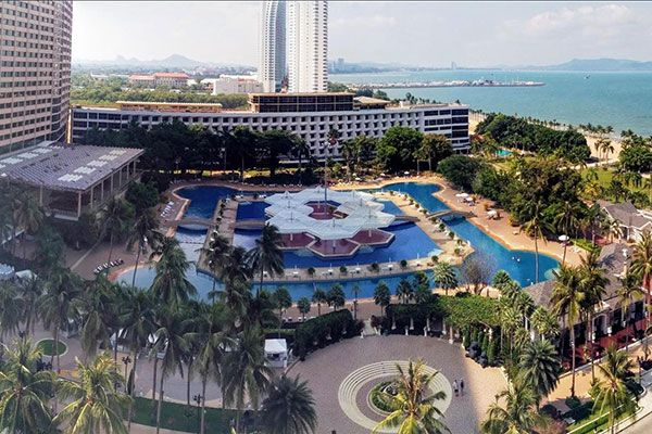 Ambassador City Inn Wing, рейтинг готелів таїланду, кращі готелі таїланду