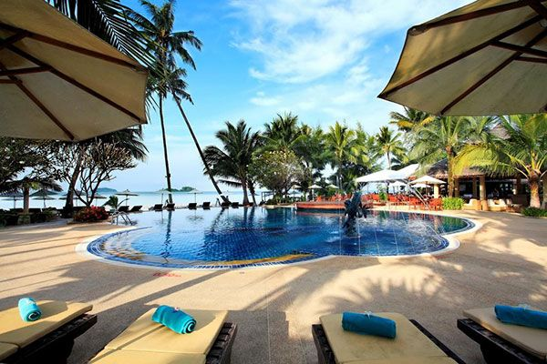 centara koh chang tropicana resort, рейтинг готелів таїланду, кращі готелі таїланду