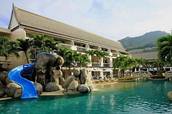 Central Kata Resort, рейтинг готелів таїланду, кращі готелі таїланду