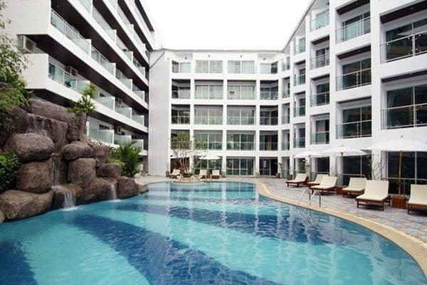Dragon Beach Resort Jomtien, рейтинг готелів таїланду, кращі готелі таїланду