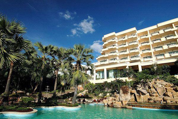 garden sea view, рейтинг готелів таїланду, кращі готелі таїланду