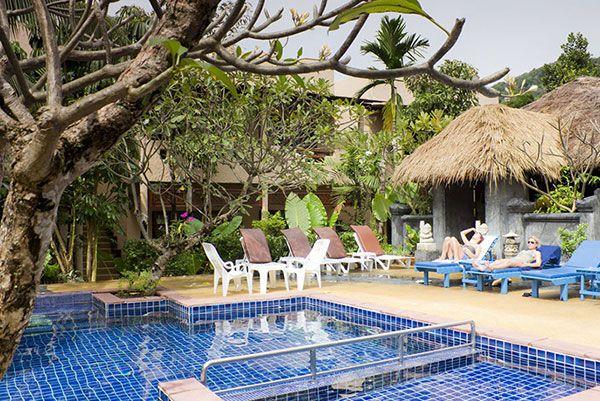 Kata Country House, рейтинг готелів таїланду, кращі готелі таїланду