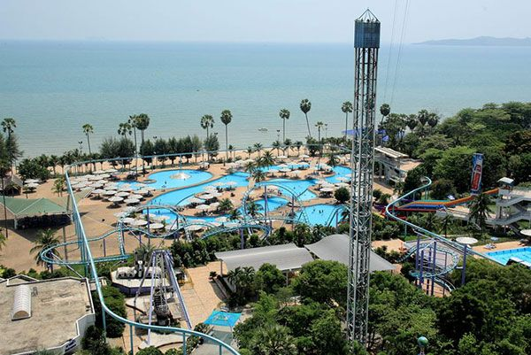 Pattaya Park Beach Resort, рейтинг готелів таїланду, кращі готелі таїланду
