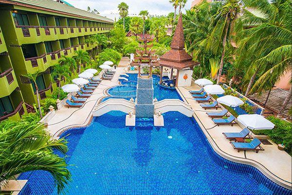 Phuket Island View, рейтинг готелів таїланду, кращі готелі таїланду