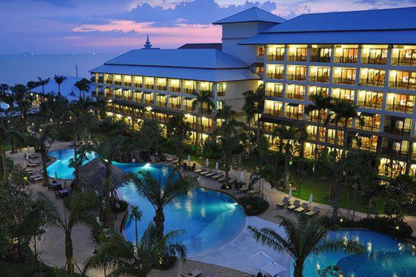 Ravindra Beach Resort & Spa, рейтинг готелів таїланду, кращі готелі таїланду