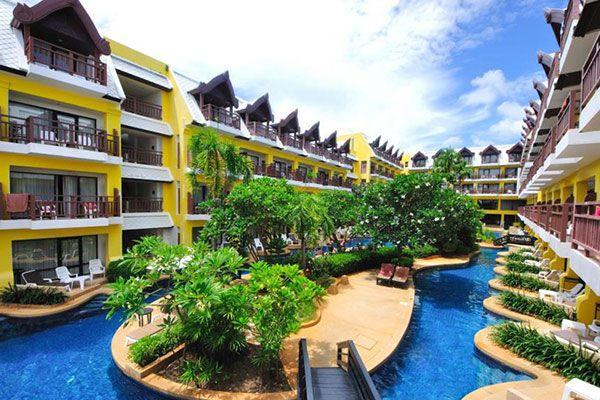 woraburi phuket resort and spa, рейтинг готелів таїланду, кращі готелі таїланду