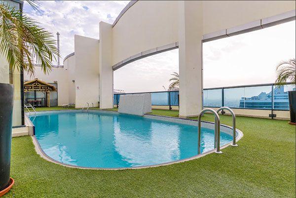 First Central Hotel Suites, рейтинг готелів оае, кращі готелі оае
