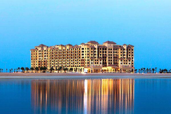 Marjan Island Resort and Spa, рейтинг готелів оае, кращі готелі оае