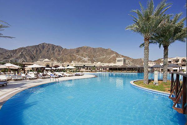 Miramar Al Aqah Beach Resort, рейтинг готелів оае, кращі готелі оае
